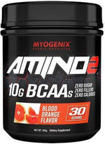 Myogenix BCAA BLOOD ORANGE Myogenix AMINO2 30 serving
