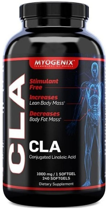 Myogenix CLA 240 softgels