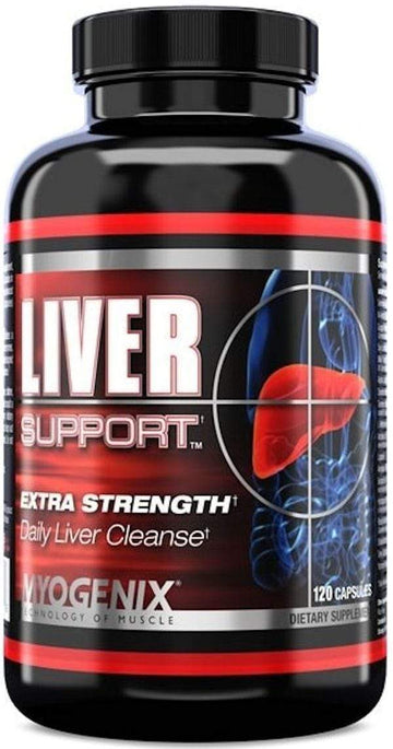 Myogenix Liver Support 120 caps