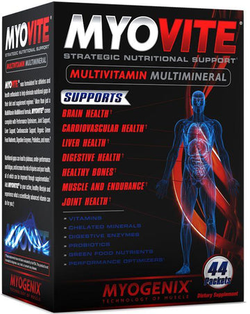 Myogenix MyoVite 44 packets