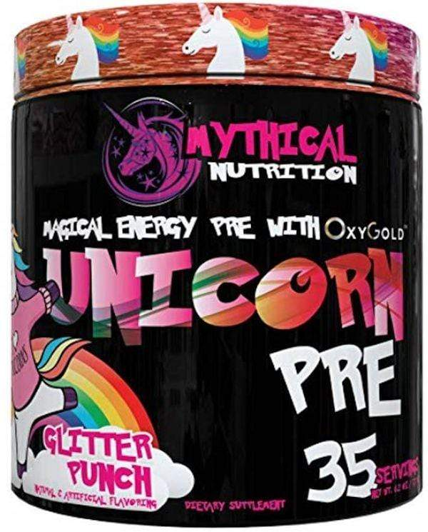 Mythical Nutrition Unicorn Pre