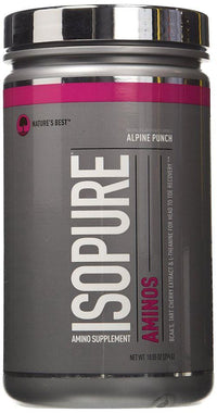 Nature's Best BCAA Cranberry Grape Nature's Best Isopure Aminos 30 servings