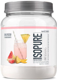 Nature's Best Protein Tropical Punch Nature's Best Isopure Infusions Protein Powder