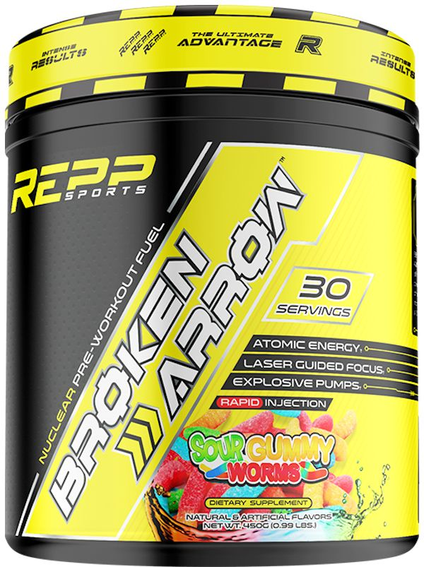Repp Sports Broken Arrow 30 servings