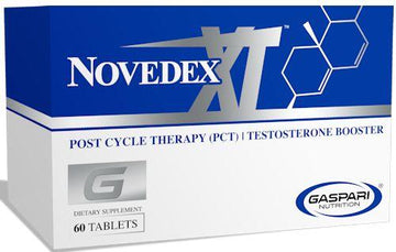 Gaspari Nutrition Novedex XT 60 tabs with FREE Lifting Straps CLEARANCE SALE