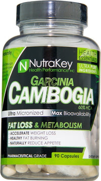 Nutrakey Weight Loss Nutrakey Garcinia Cambogia 90 Caps