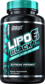 Nutrex Research Weight Loss Nutrex Lipo-6 Black Hers 120 caps