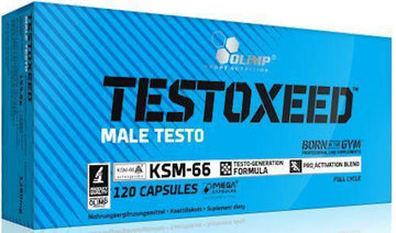 Olimp Labs Testoxeed 120 ct BLOWOUT $12.99