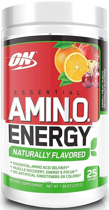 Optimum Nutrition Amino Energy Natural 25 servings