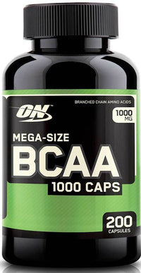 Optimum Nutrition BCAA Optimum BCAA 1000 200 Caps