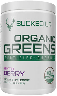 Bucked Up Organic Greens 30 servings
