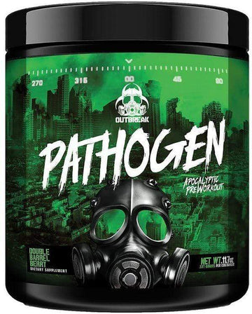 Outbreak Nutrition Pathogen 28 servings