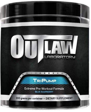 Outlaw Laboratory TriPUMP 30 servings (Discontinue Limited Supply) (code: 20off)