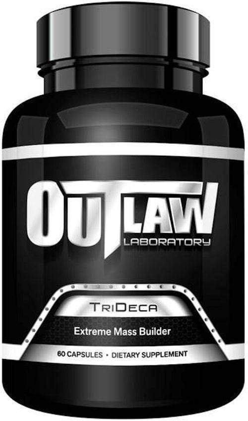 Outlaw Laboratory Hardcore Outlaw Laboratory TriDeca 60 caps. (Discontinue Limited Supply) BLOWOUT