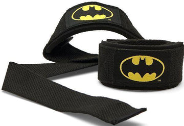 Batman Lifting Straps Perfect Shaker