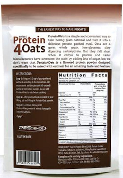 PEScience Protein Apple Cinnamon PEScience Protein4Oats