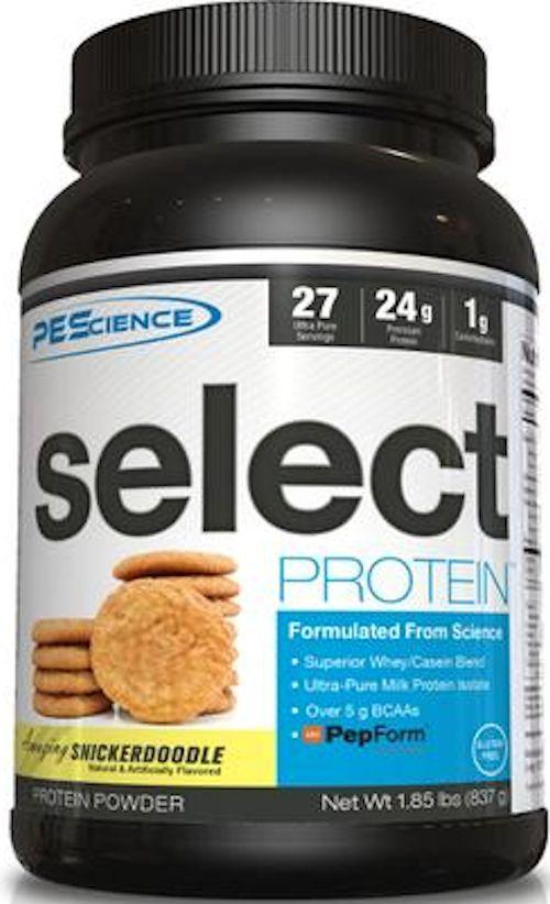 PEScience Protein Strawberry Cheesecake PEScience Select Protein 2 lbs.