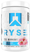 Ryse Supplements Pre-Workout 20 servings (code 10off)