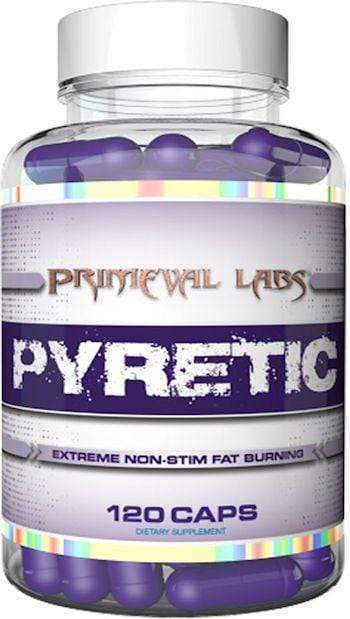 Primeval Labs Fat Burner Primeval Labs Pyretic 120 ct (code: 20off)