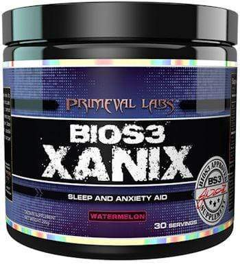 Primeval Labs Sleep Aid Primeval Labs BIOS3 Xanix  (Discontinue Limited Supply) (Code:20off)