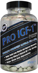 Hi-Tech Muscle Growth Hi-Tech Pro IGF-1