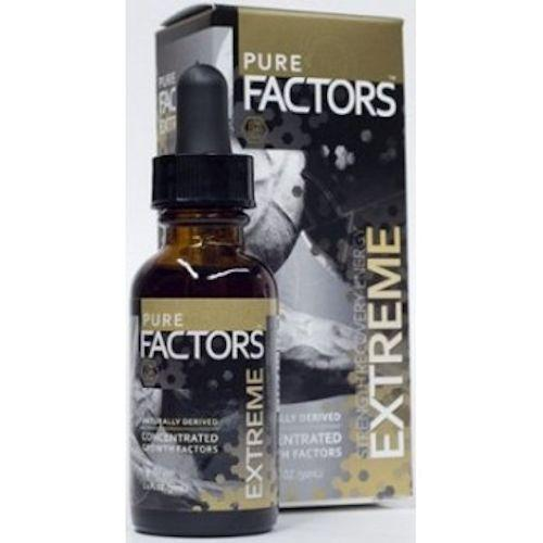 Pure Solutions Growth Factors Pure Solutions Pure Factors Extreme 36 mg 2 oz. 60 ml