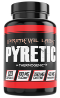Primeval Labs Pyretic Black