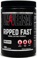 Universal Nutrition Ripped Fast 120 caps