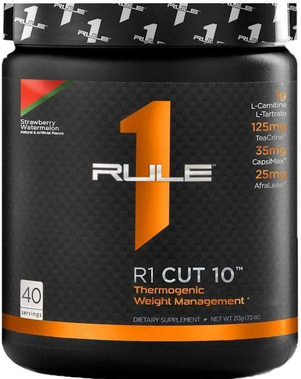Rule 1 Grains of Paradise Strawberry Watermelon Rule1 CUT 10 40 servings