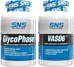 sns Muscle Growth SNS GlycoPhase Vas06 Mass Muscle Pumps