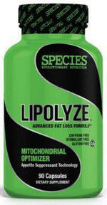 Species Nutrition Fat Burner Species Nutrition Lipolyze