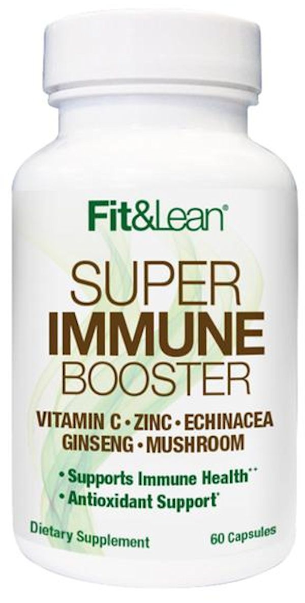 MHP Fit & Lean Super Immune Booster