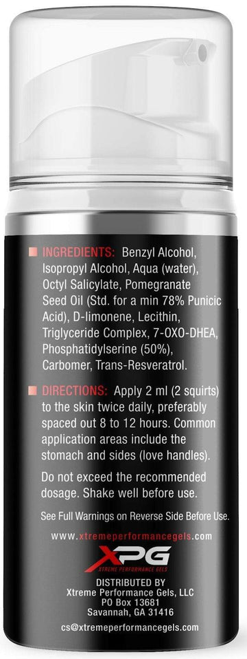 Xtreme Performance Gels AB-Solved 3.4 oz