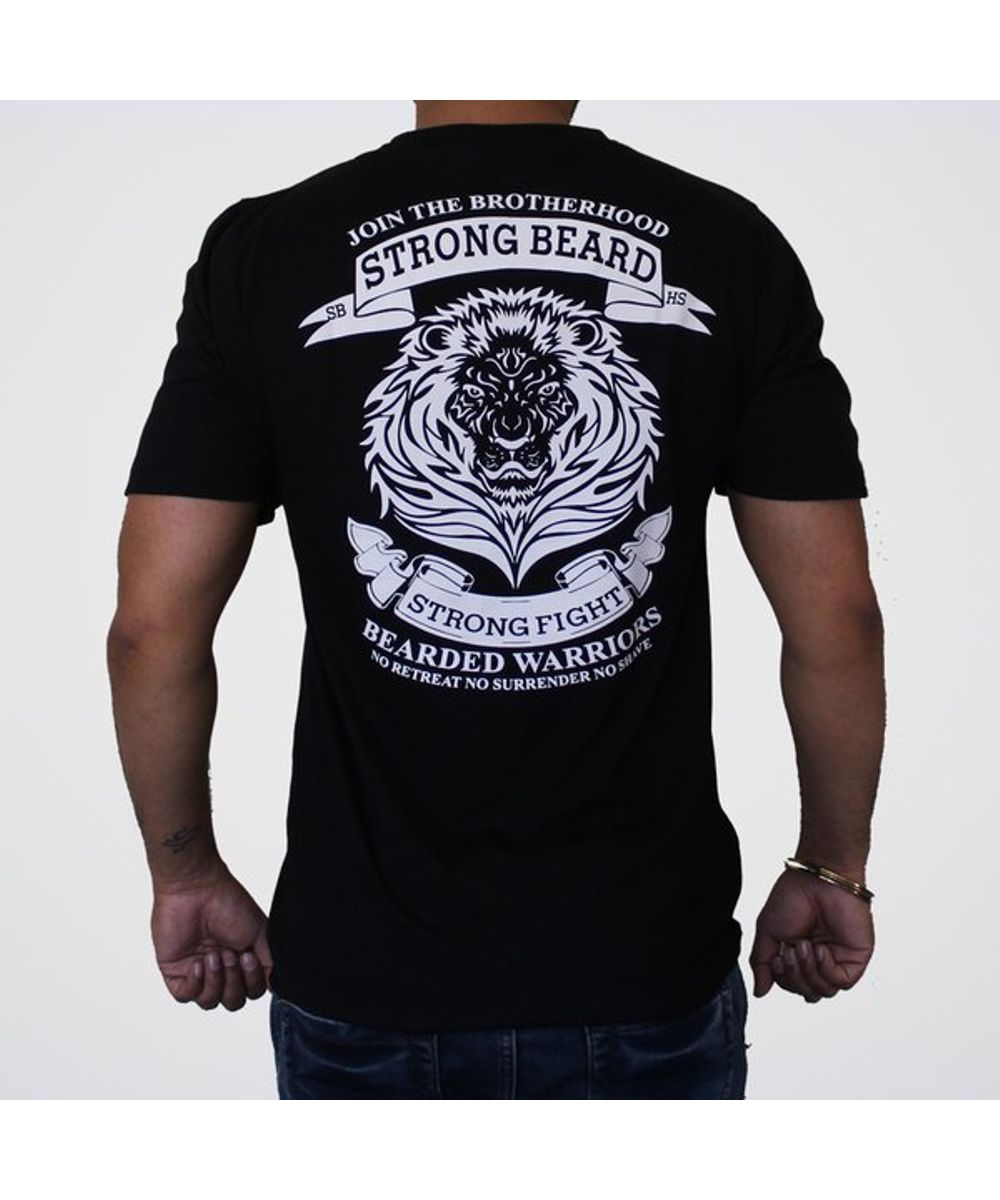 SIKHBEARD WARRIORS TSHIRT