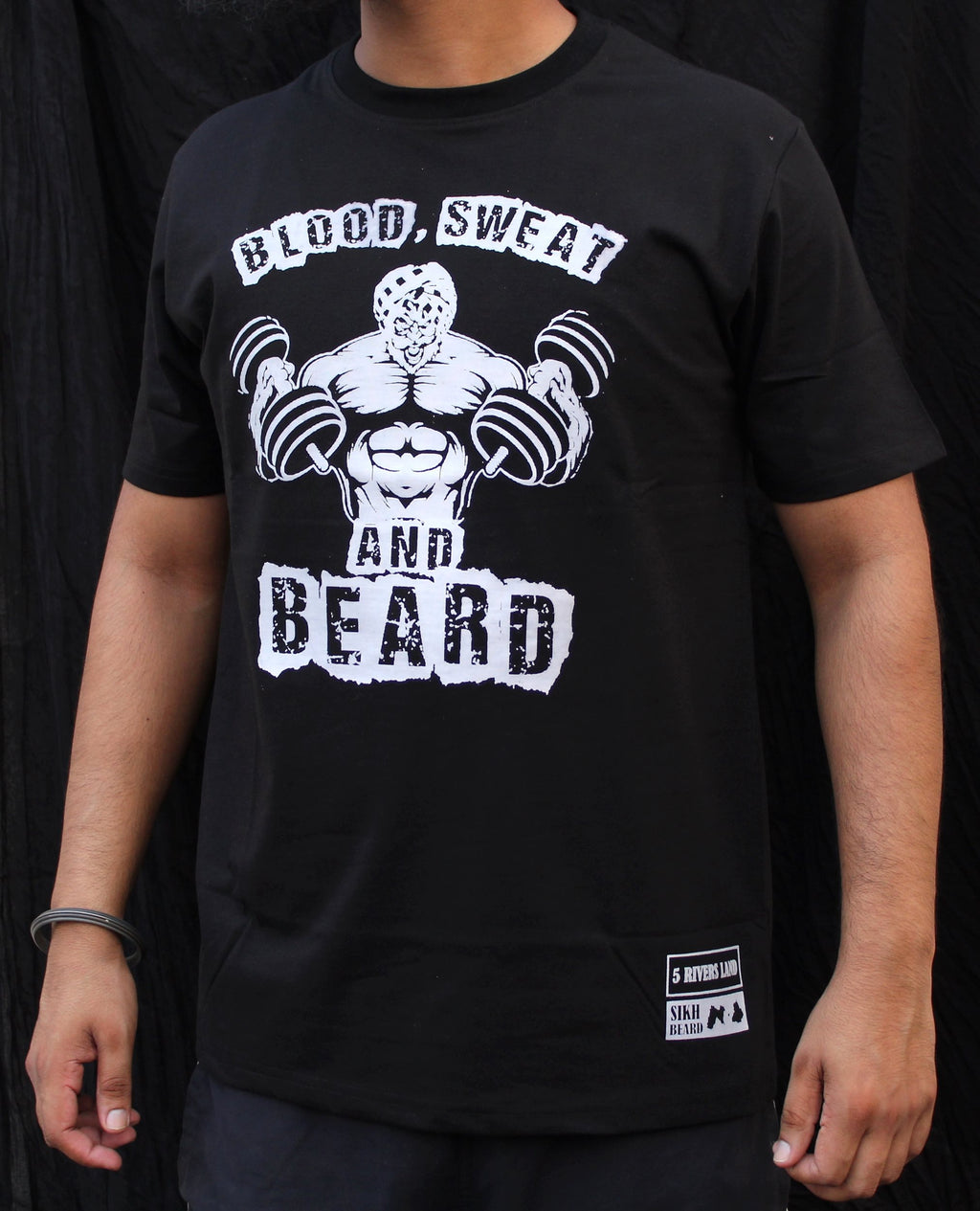 Blood Sweat And Beard T-Shirt