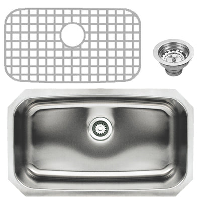 Noah Collection 3 pc Kitchen Sink Set
