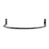 Isabella Collection Polished Chrome Front Towel Bar for use with model LU014, LU014-LU005