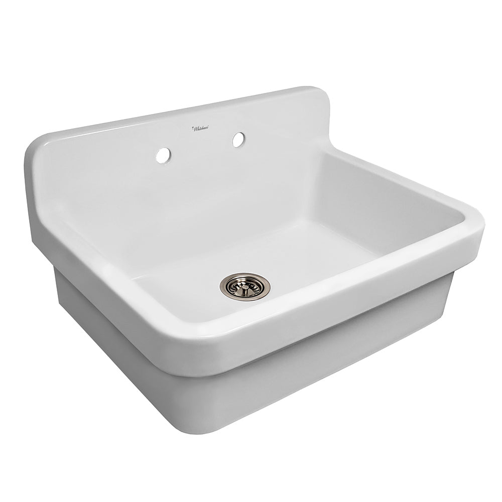"Old Fashioned Country 30"" Fireclay kitchen sink"