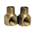 Brass Elbow for Whitehaus Wall Mount Utility Faucet Installation