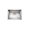 "20"" Noah's Collection Brushed stainless steel commercial single bowl undermount sink"