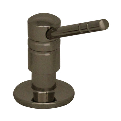 Discovery Solid Brass Soap/Lotion Dispenser