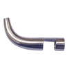 Slide on Adjustable Shower Door Robe/Towel Hook