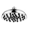 Showerhaus Sunflower Rainfall Showerhead with 45 nozzles - Solid Brass Construction with Adjustable Ball Joint