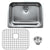 Noah Collection 3pc Kitchen Sink Set
