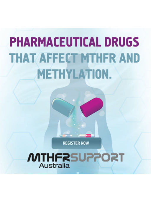 Drugs that affect MTHFR and Methylation