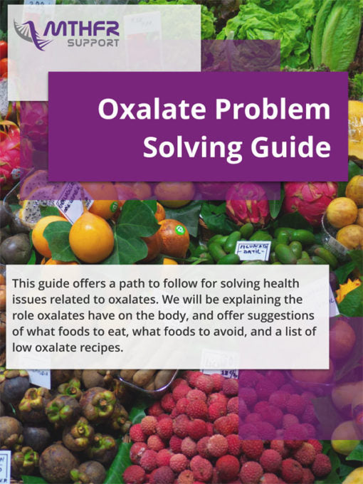 Oxalate Problem Solving Guide and Recipe ebook
