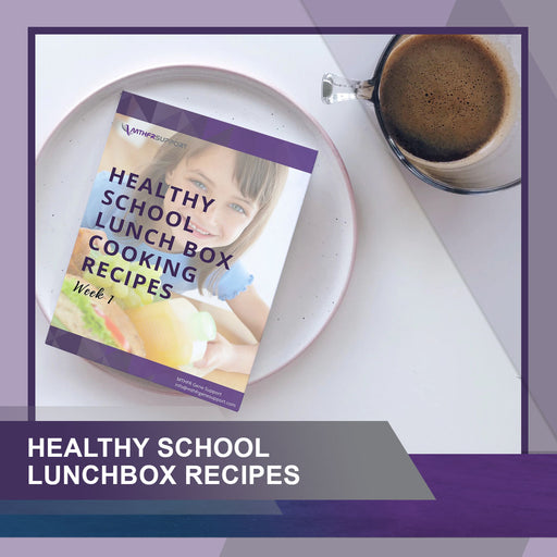 Healthy School Lunchbox Recipes