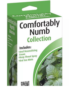 Comfortably Numb- Collection-Spearmint.