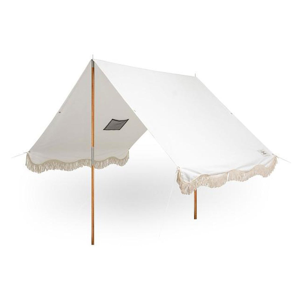 Premium Beach Tent - Antique White