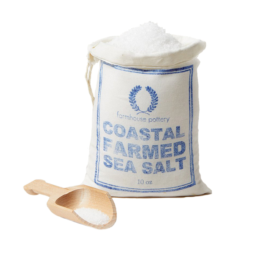 Coastal Farmed Sea Salt